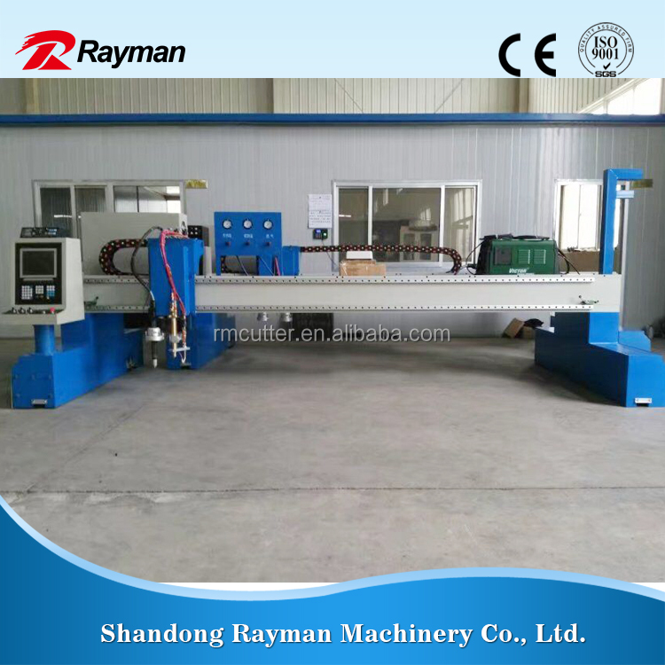 Direct factory manufacture chinese gantry cnc plasma cutting machine