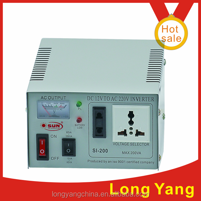 Good quality low price TJ-120 DC to AC solar power converter