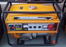 Chinese Portable Electric Start Petrol Generator for sale