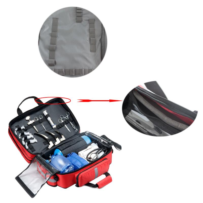 Multifunctional road first aid kit with CE certificate
