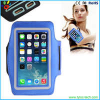"Colorful Phone Cases Brassard Sport Running Jogging Gym Armband Case Holder for iphone 6 plus 5.5"" for Samsung Galaxy Note 4"