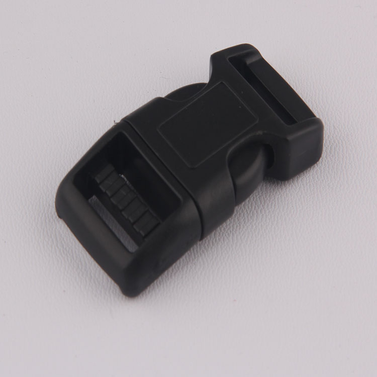 Black Plastic Buckle Various Styles Are Available