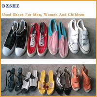 2014 fashion hot sale in Africa cheap price lady casual sports used shoes wholesale