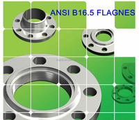 Forged Carbon Steel Flanges ANSI B16.5