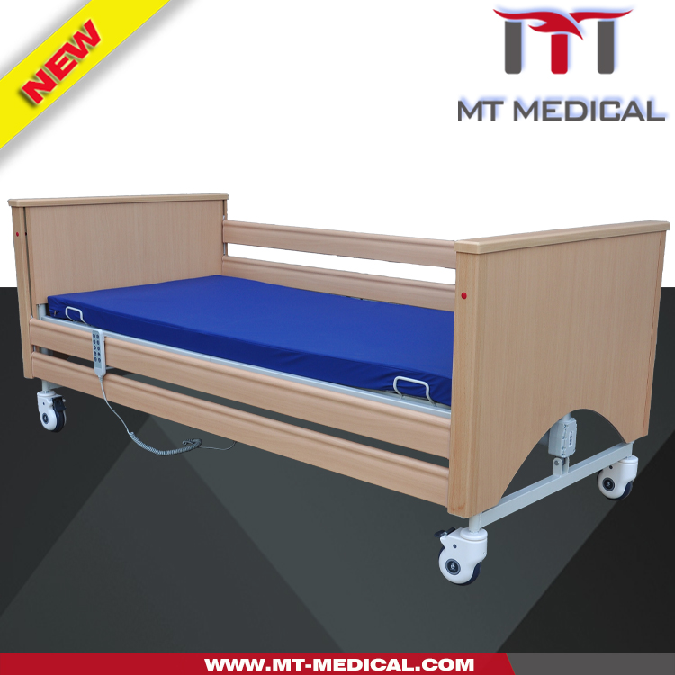HNB-M1,Wooden Home Care Electric Bed,Used Nursing Home Beds