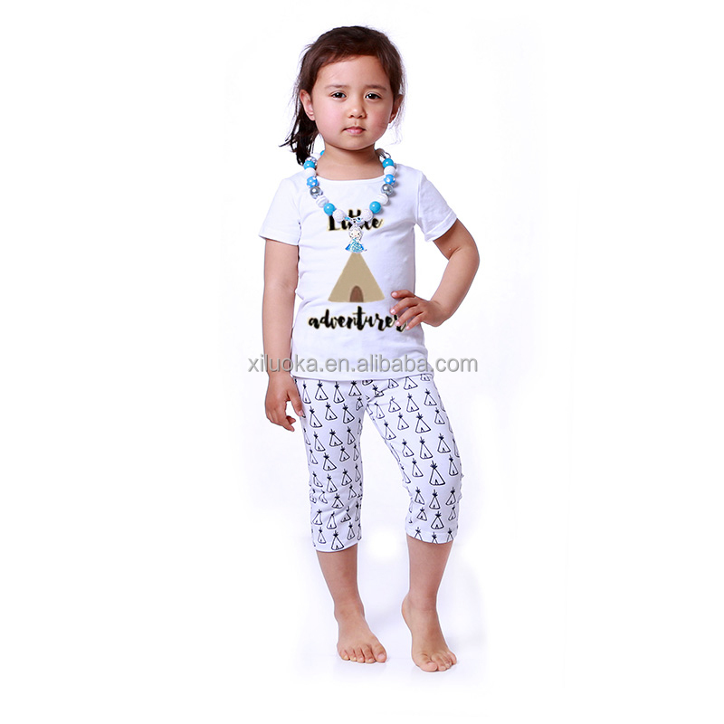 2016 Hot Sale Organic Baby Clothes Cotton Knitted Outfits Baby Clothing For Girls