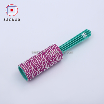 2017 new arrival floor cleaning dusting brush washable mini lint roller
