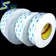 3M Foam Double Sided Tape Circles 1.0mm Thickness