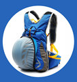 Custom Cycling Hydration Backpack Pack With Helmet Pocket, Wholesale Ultralight Running Camel Countain Backpack Bag