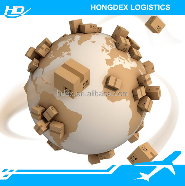 express shipping from china to COLOMBIA door to door service