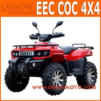 EEC 400cc 4x4 Street Legal ATV For Sale