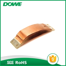 China supplier tinned copper foil connector