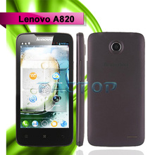 Original New Lenovo A820 4.5 Inch IPS Capacitive Touch Screen 540*960pixels MTK6589 Quad Core 1.2GHz Android