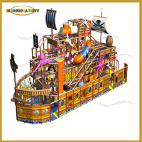 Newest pirate ship series Indoor Playground Equipment for sale