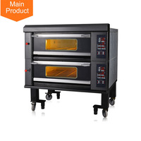 VIGEVR 2016 wholesale new pita bread baking deck bakery oven prices