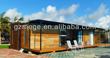 luxury villas prefabricated modern shipping container home