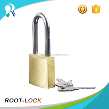 Resettable 4 Digit Security Combination Password Door Digital Lock Brass Padlock