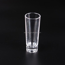 2.5 oz Plastic Shot Glass