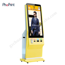 Coin Operated Machine Photo Machine Full Hd Media Player Kiosk In Malaysia Free Standing Photo Booth