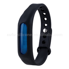 Sport perfume bands adjustable silicone mosquito repelling bracelet for baby adult