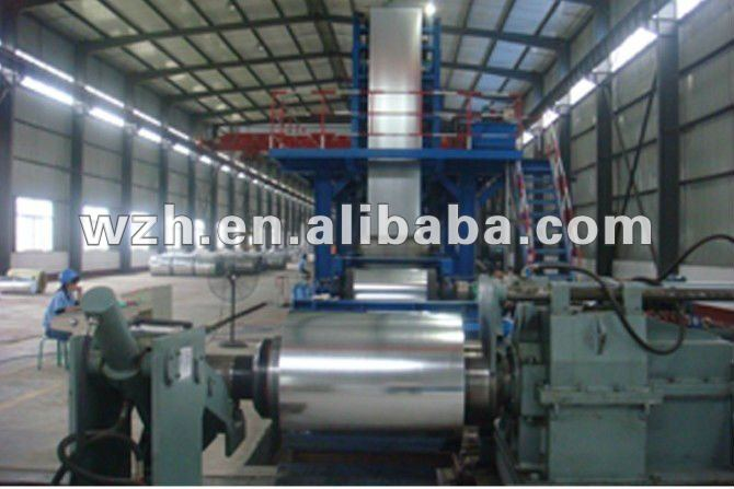 Hot Dip 55% Al-Zn Alloy Coated Steel Sheet in Coil