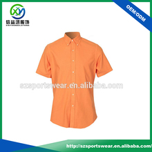 Newest Stylish 100% Cotton Fitted Short Sleeve Casual Shirts Bangalore