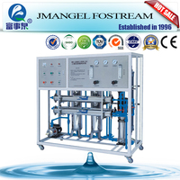 Professional water plant well water treatment system