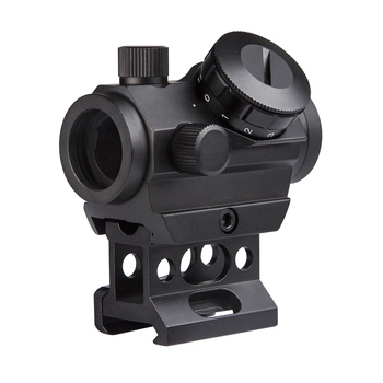 hunting equipment 1x20 red dot sight with weaver base for  airsoft gun