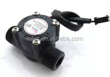High Precision Water Flux Sensor D15, Flowmeter, Pulsed Flow Sensor