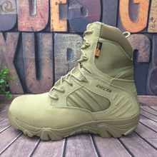 Hot sale men DELTA force tactical combat boots military boots army boots