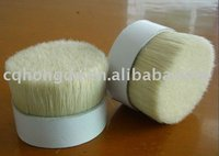 Chungking White Boiled Bristles 40%tops-90%tops, for high quality paint brush manufacturing