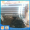 New design galvanized round steel pipe for greenhouse frame with great price