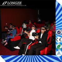 Most Attractive two seats Mini Cinema Exciting trade assurance suppliers 7d cinema films distributor