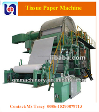 small business manufacturing machine napkin facial tissue paper making machine price,