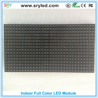 SRYLED Plastic 32x16 led display module dot matrix p10 with high brightness made in China