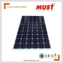 MUST Solar System/best quality good price Mono 250W 260W solar panel from china
