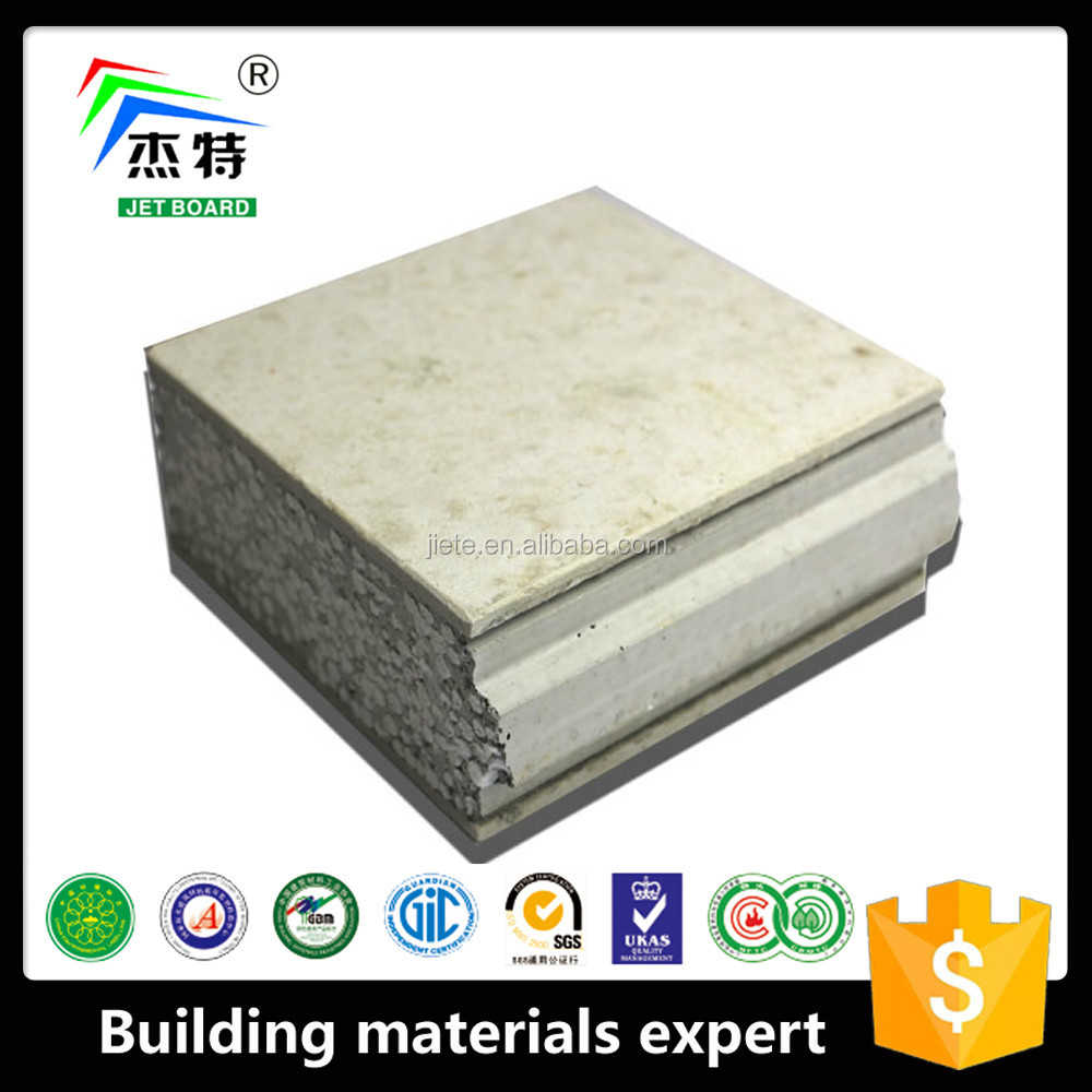 2014 made in Wuhan cheap insulation lightweight polyurethane foam sandwich panel construction material