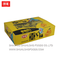 Xmas sweet and sour hard milk candy, halal hard milk candy