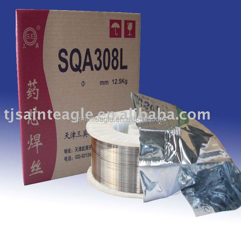 E308LT1-1flux cored welding wire for Stainless steel