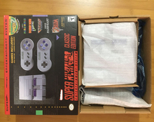 Super Snes 21 <strong>game</strong> video <strong>game</strong> console for super Nintendo console