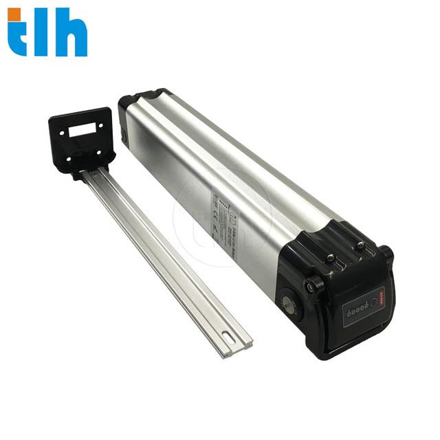 Smart silver fish type e bike battery 48v 11ah