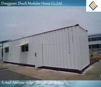 Modular prefab home kit price,low cost japanese standard container room