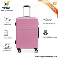 Hard Shell VIP Luggage with Spinner Wheel