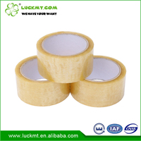 OEM water activated bopp film adhesive packing cellophane tape