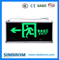 Firefighting LED emergency exit sign light emergency lamp