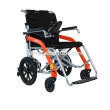 Folding Commode Wheelchair Ramp,wheelchair Folding Stretcher