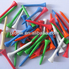 Factory Wholesale Price Cheap Coloured Bulk Wood Golf Tees