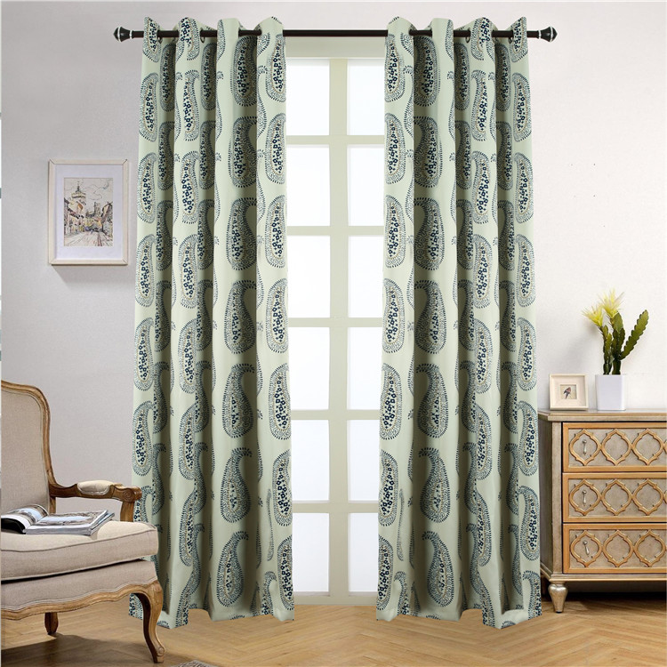 Factory Sale Various Widely Used arabic beautiful blackout curtains