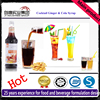 900ml Recipes Ginger & Cola Monin Cocktail Flavored Syrup Mix Raw Material Bubble Tea Ingredients