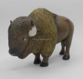 Hot Sale Realistic Zoo Animals Plastic Goat Figurines/Customized Plastic Jungle Animal Figurine/OEM Animal Models